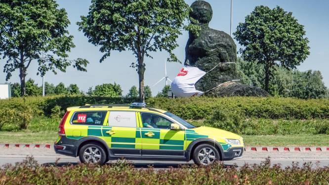 Automobilist (38) stapt na knal tegen boom naar huis