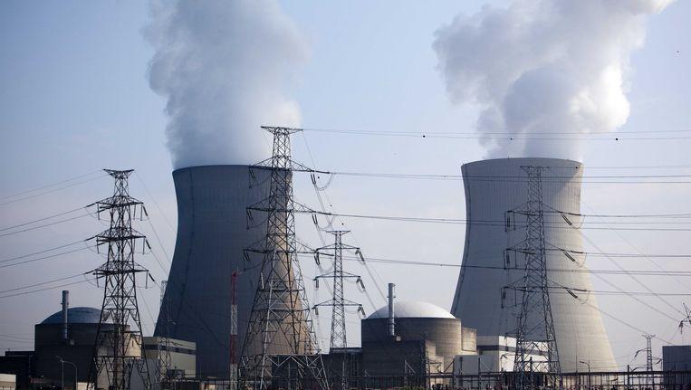 De Belgische kerncentrale Doel 4, aan de grens met Nederland. Beeld ANP XTRA