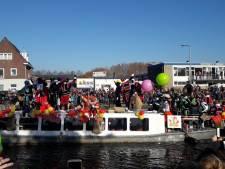 Duizenden kinderen verwelkomen Sinterklaas in Eindhoven