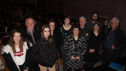 'Het daghet' van Patrick Cornillie is het nieuwe stadsgedicht van Ronse