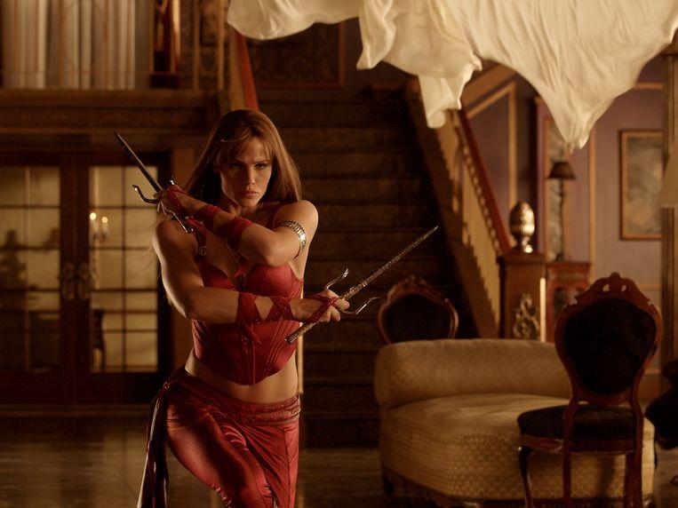 Jennifer Garner in de film 'Elektra'.