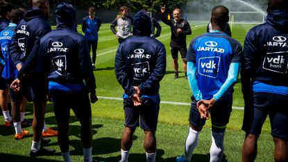 Ook AA Gent heeft trainingen hervat