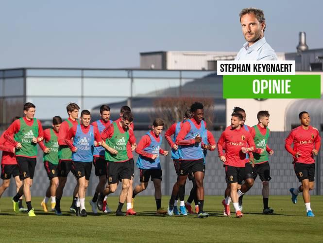"""Onze chef voetbal ziet dat de Duivels onder druk staan: """"Ze hebben tegen Wit-Rusland niets te winnen, ze kunnen enkel verliezen"""""""
