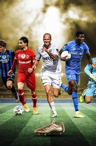 """""""Goud voor de landskampioen? Voor de topschutter? Of wordt het een stadsderby in Antwerpen?"""": onze chef voetbal kijkt in z'n glazen bol"""