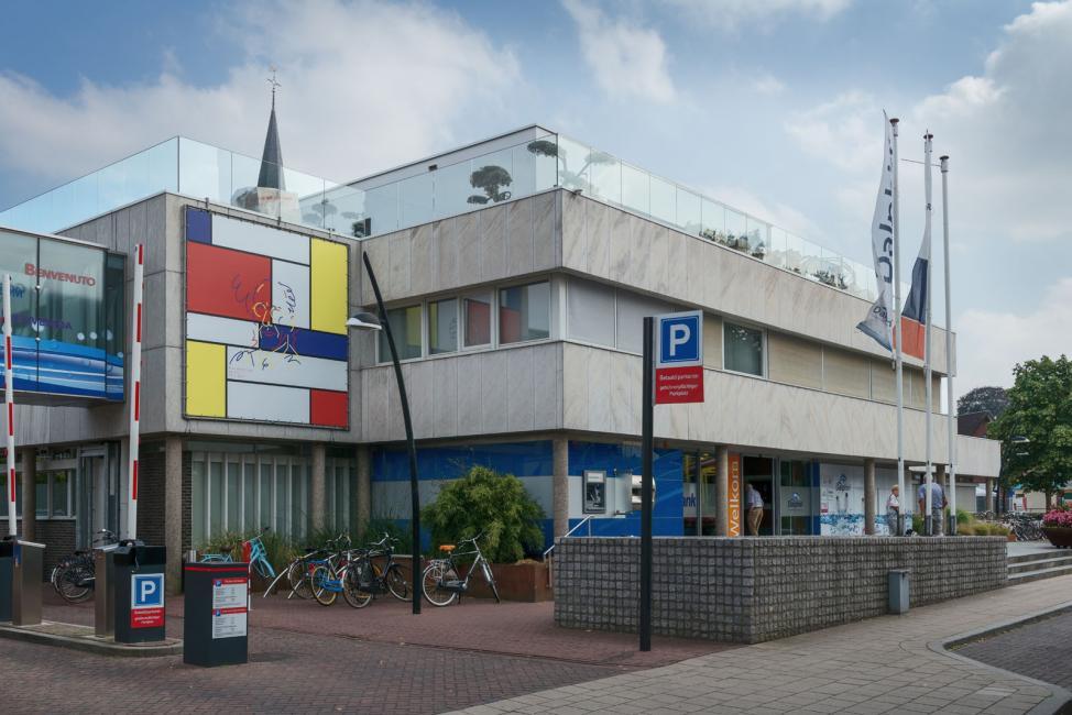 Rabobank Winterswijk definitief dicht.