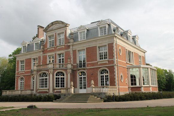 Het domein van kasteel Wallemote is het decor voor de gezinshappening van de provincie.