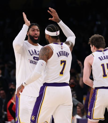 Enfin une victoire pour les Lakers, les Hornets et les Warriors sur leur lancée