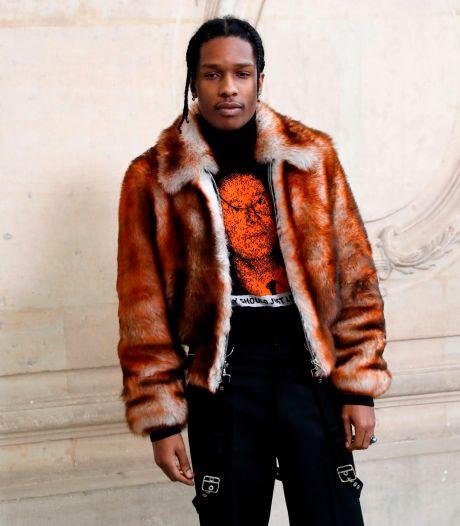 ASAP Rocky reconnu coupable de violences