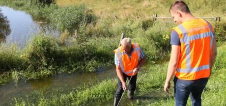 Dijkwachten alert op gravende bevers en mogelijk ook drijvende lichamen
