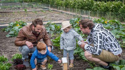 Samen tuinieren om integratie te bevorderen