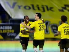 Stiftje Mashart levert NAC drie punten op tegen Telstar, Roda JC wint derby