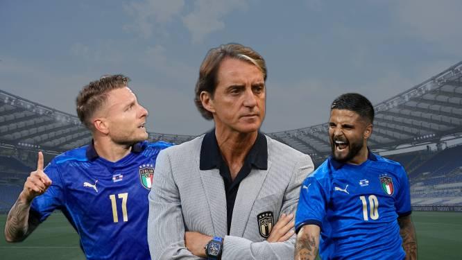 """Italië, waar sinds 'het debacle van 2018' een frisse wind waait, doorgelicht: """"Insigne kan een sensatie worden"""""""
