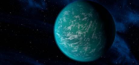 Ruimte kent ontelbare waterwerelden: 'Leven kan universeel fenomeen zijn'