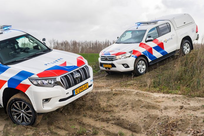 Toyota gaat de nieuwe terreinauto's voor de politie leveren