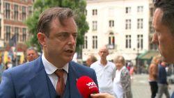 "Bart De Wever: ""Mijn enige echte veto dat reëel is, is tegen PS en Ecolo"""
