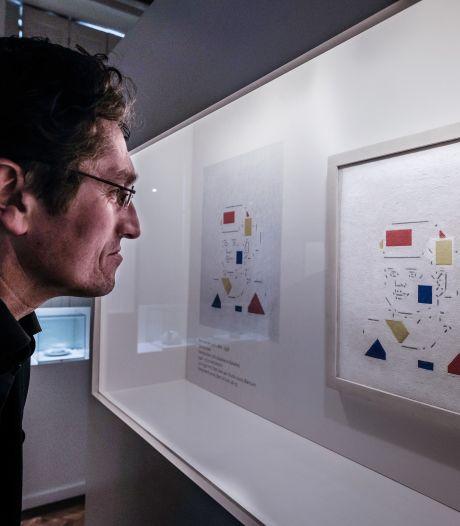Lalique Museum kort tentoonstelling Koninklijk Licht in en ruilt 'm om voor een expo met Mondriaan en Rietveld