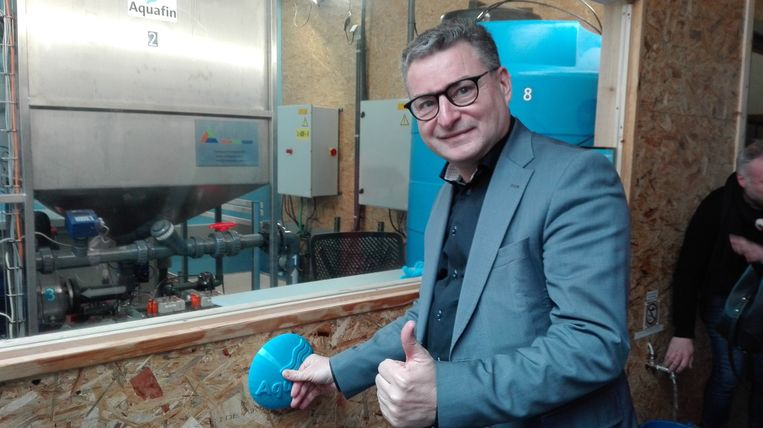 Minister van Omgeving Koen Van den Heuvel kent een subsidie toe van 111.708 euro aan de stad Vilvoorde.