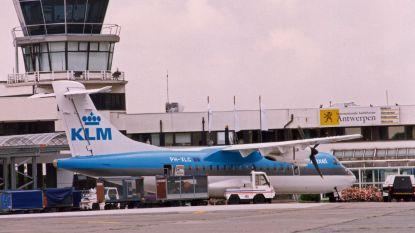 Vlucht tussen Deurne en Amsterdam was erg populair, maar komst TGV maakt er in 2002 einde aan
