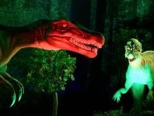Les nouveautés d'Expo Dino World: tarif unique de 10 euros, plaine de jeux, terrasse...