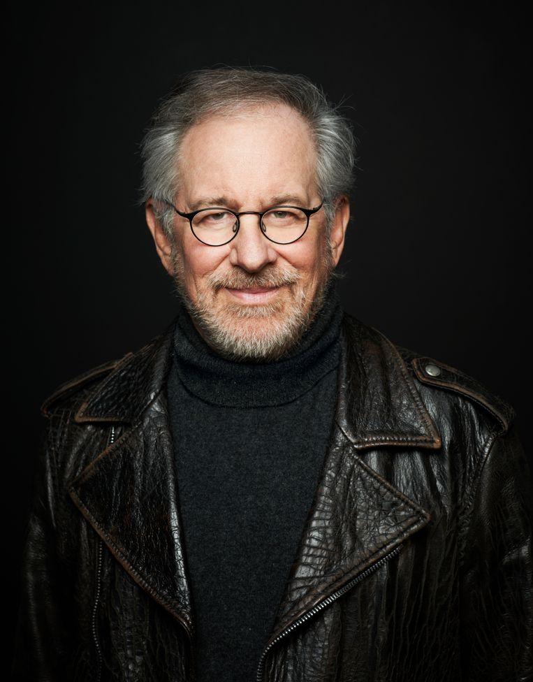 Steven Spielberg is volgend jaar vijftig jaar aan de slag als regisseur.  Beeld rv