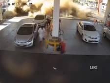 Explosion dans une station-service en Arabie saoudite