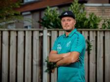 Krayenhoff-routinier Theo Dams droomt op zijn 35ste van derde klasse en een profkans voor zijn zoon