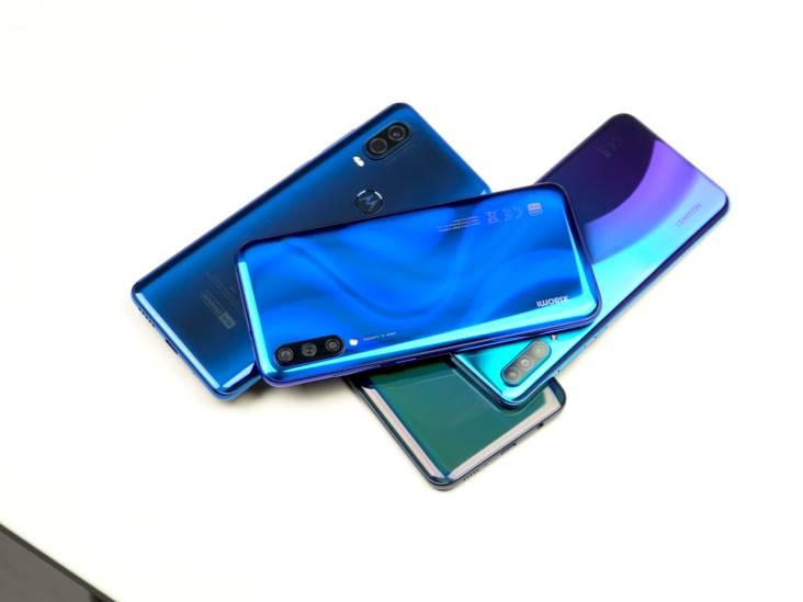 Dit zijn de beste en kleurrijkste smartphones voor ongeveer 250 euro