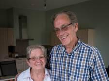 Tijd voor een feestje voor Henk en Marijke