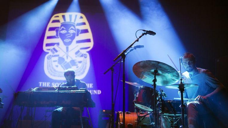 The Sound Of The Belgian Underground was een samenwerking tussen Subbacultcha! en Ancienne Belgique. Beeld Alex Vanhee