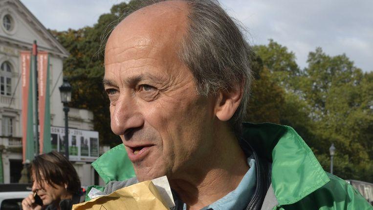 Algemeen secretaris Ferre Wyckmans van LBC-NVK. Beeld PHOTO_NEWS