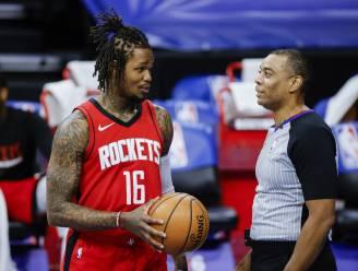NBA-duel tussen Houston en Indiana gaat niet door
