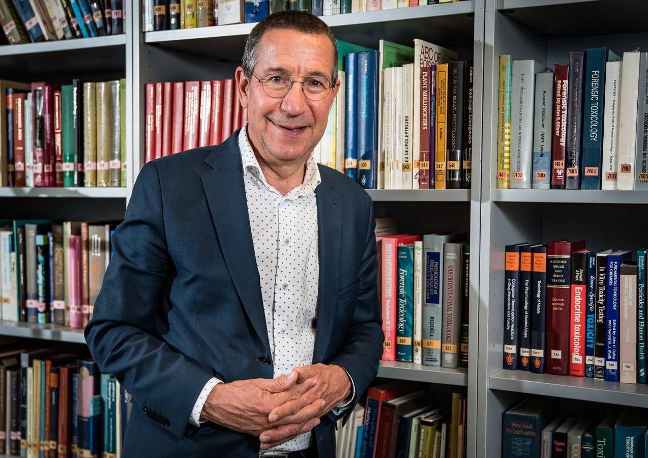 Toxicoloog Jan Tytgat is kandidaat-rector voor de KU Leuven.