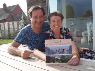 """Ilse (50) en Peter (47) verhuizen naar driesterrenhotel in Franse Alpen op domein van 6 hectare: """"Corona gaf ons duwtje in de rug om droom waar te maken"""""""