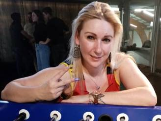 Voor wie eens een ander soort zomerkamp wil: Wendy (40) organiseert tafelvoetbalstage in stadion Lierse