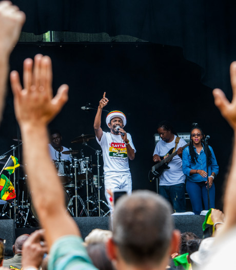 Geluid muziekfestival niet te hard: klagers lijken geen fan van reggae