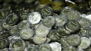 Dieven breken binnen in Koninklijke Munt in Brussel: twee gevat met zakken vol munten, derde op de loop