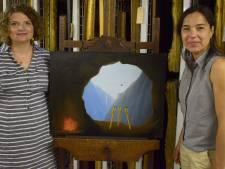 Le mystère de la peinture disparue de Magritte presque résolu