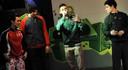In 2012 voerden jongeren in Oisterwijk het toneelstuk 'De Hangplek' op in hun jongerencentrum The Base