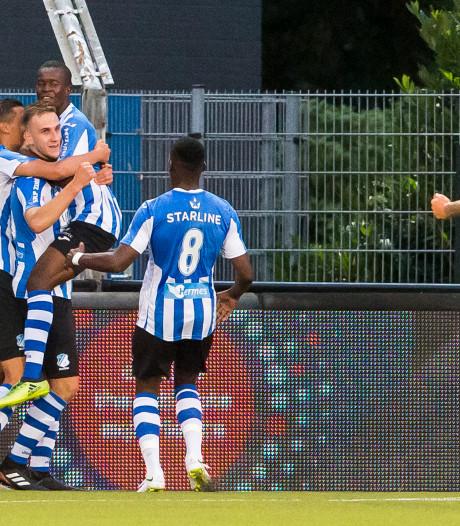 Aanvallende problemen voor FC Eindhoven: enige spits is niet fit