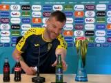 Jarmolenko van Oekraïne vindt Heineken en cola wél lekker