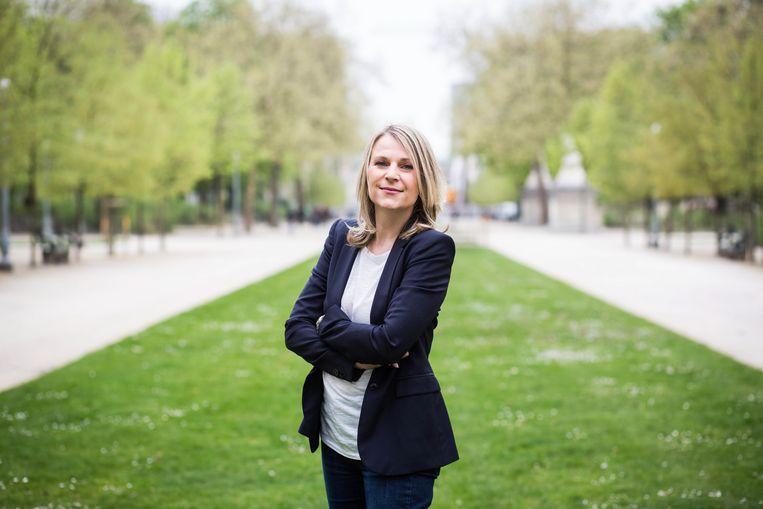 Ann Brusseel. Beeld Bas Bogaerts