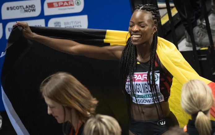 Quelques mois sa médaille aux championnats d'Europe Indoor, Cynthia Bolinga manquera le grand rendez-vous de l'année à Doha.