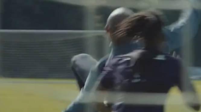 """Still got it"": Vincent Kompany scoort op training met knappe omhaal"