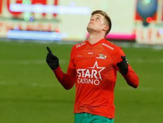 """Marko Kvasina redt met eerste doelpunt punt voor KV Oostende: """"Dit geeft vertrouwen"""""""