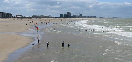 Ostende réactive le système d'enregistrement pour ses trois plages du centre