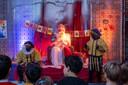 MECHELEN Sint-in-the-box is de coronaveilige formule van basisschool Ursulinen voor het bezoek van de Sint