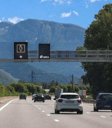Dit betekent het nieuwe verkeersbord met de witte ruit in Frankrijk