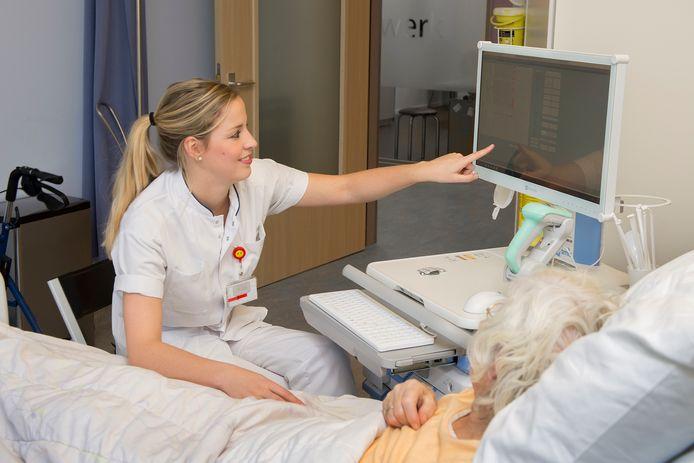 Het ETZ gaat alle verpleegafdelingen concentreren op locatie Elisabeth.