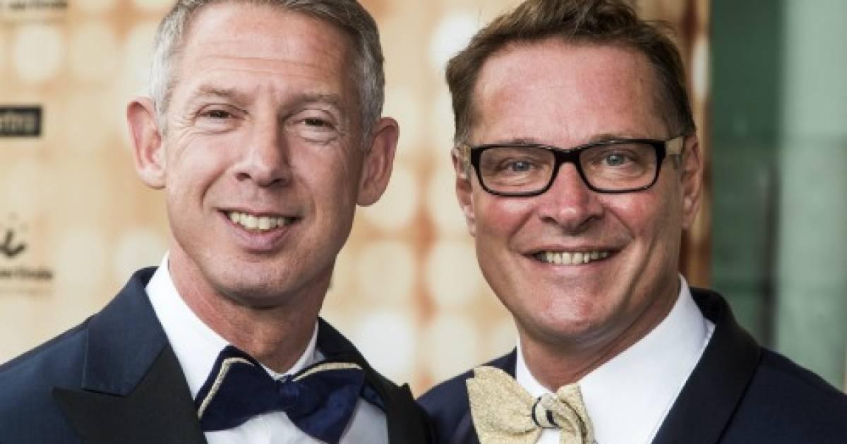 'Voormalig minnaar Onno Hoes trekt in appartement boven hem' - AD.nl