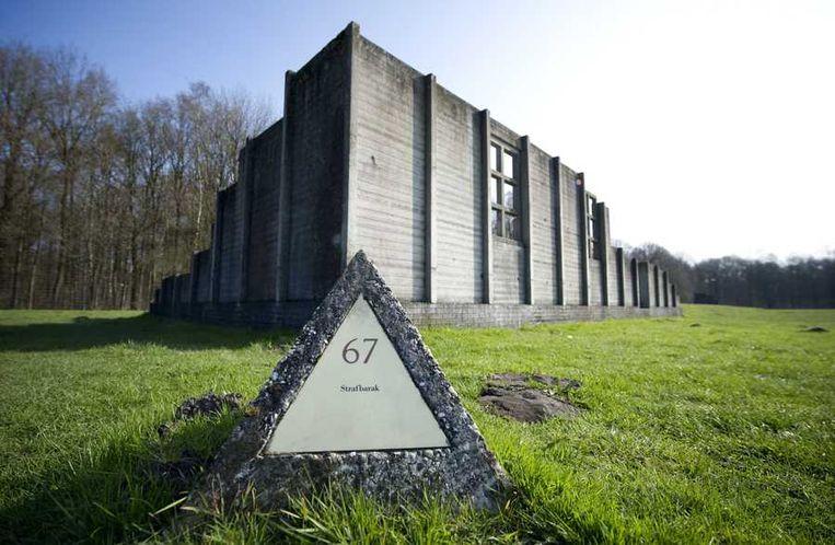 Kamp Westerbork Beeld anp